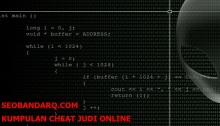 Cheat Hack Jackpot Sakong Program Retaspro